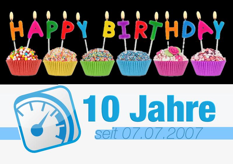 Wir feiern 10 Jahre - Professionelle Fahrzeugsuche
