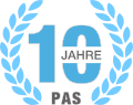 10 years PAS - Since 2007