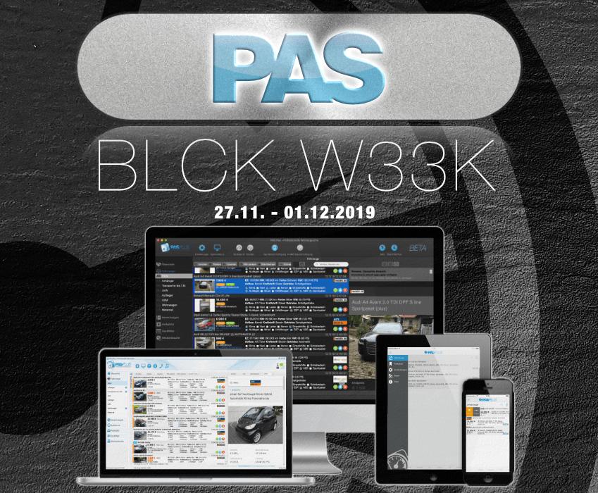 PAS BLCK WEEK 2019