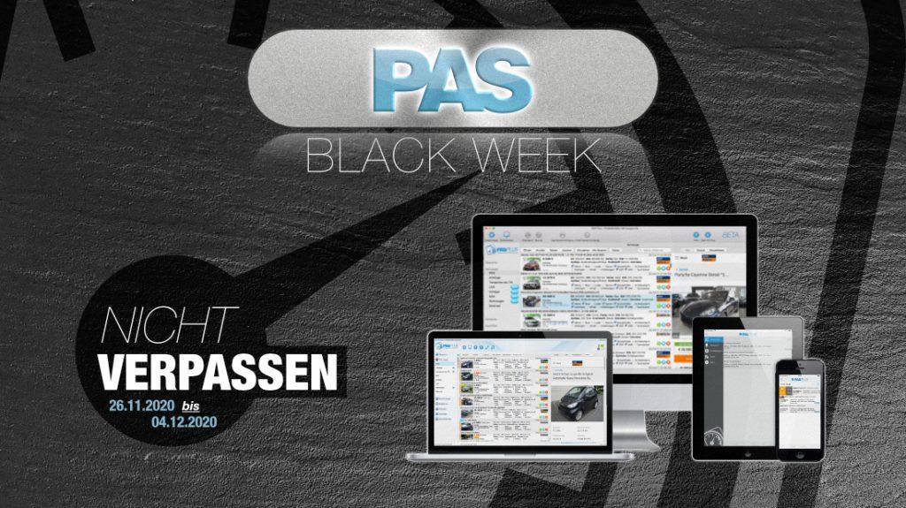 PAS BLACK WEEK ANGEBOTE